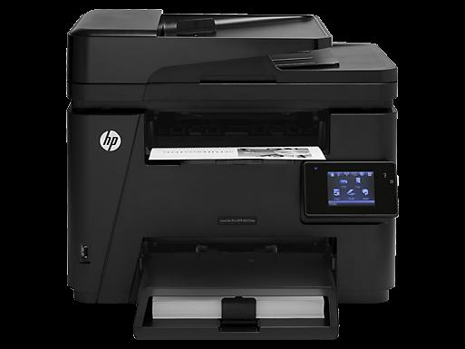 HP Laserjet Pro driver M225dw para Windows e Mac