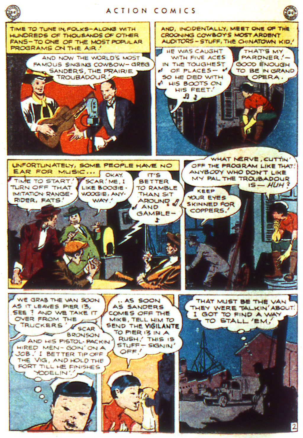 Read online Action Comics (1938) comic -  Issue #98 - 40
