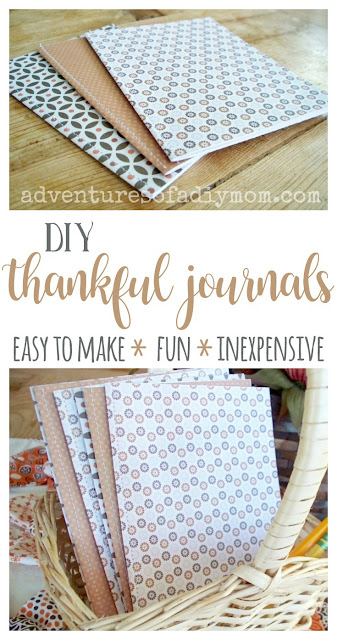 Easy DIY Notebooks