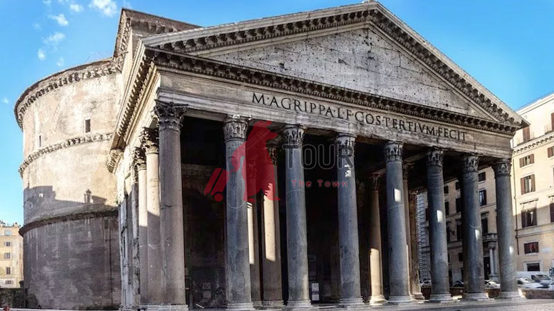 Tour Italy Pantheon