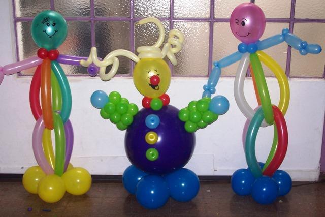 Hacer Figuras Con Globos Cool Conocer La Manera O Forma De Como - Formas-con-globos-largos