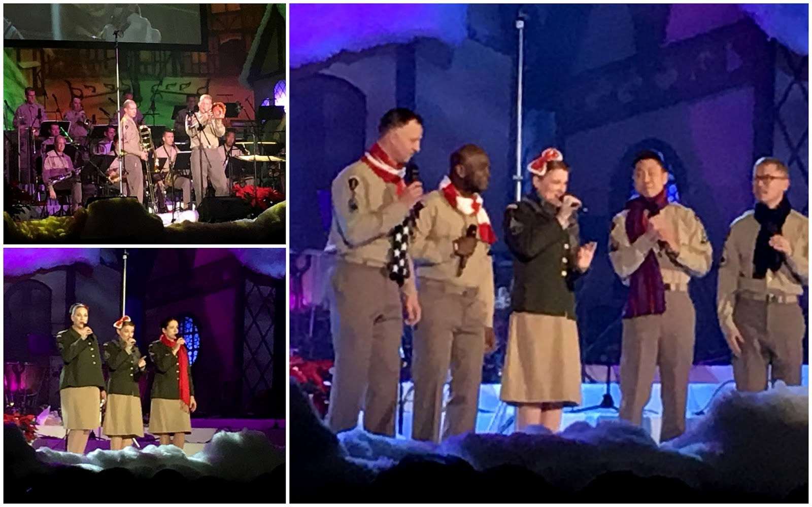 The Frog and PenguINN: USAF Holiday Concert
