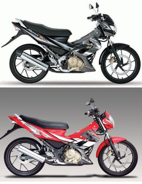 Suzuki raider r 150 review