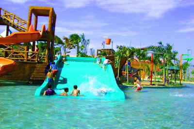 Waterland Mojokerto, Informasi Harga Tiket Masuk dan Lokasi