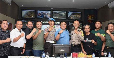 Polisi: Jangan Ada Unsur Politis pada Pembukaan Piala Presiden 2019 di Bandung
