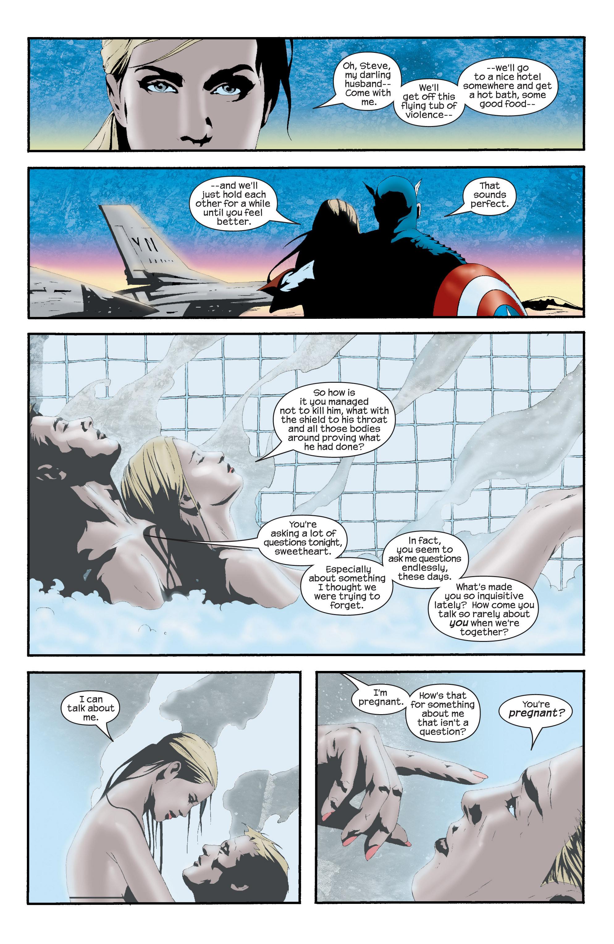 Captain America (2002) Issue #16 #17 - English 16