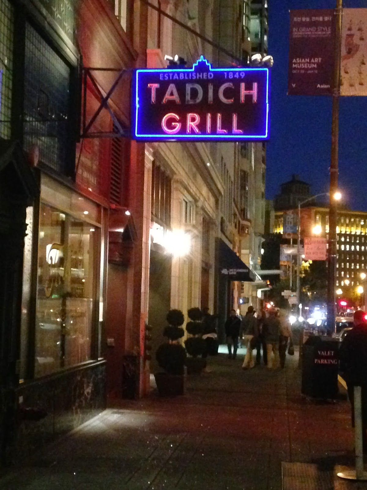 Image result for tadich grill san francisco