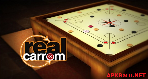 Game Real Carrom (Karambol) Apk For Android