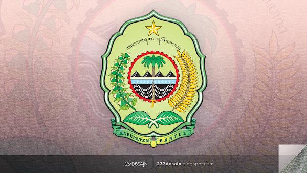 Logo Pemerintah Kabupaten Bantul, Yogyakarta