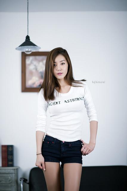 Xxx Nude Girls Simple Yoo Ha Na-1254