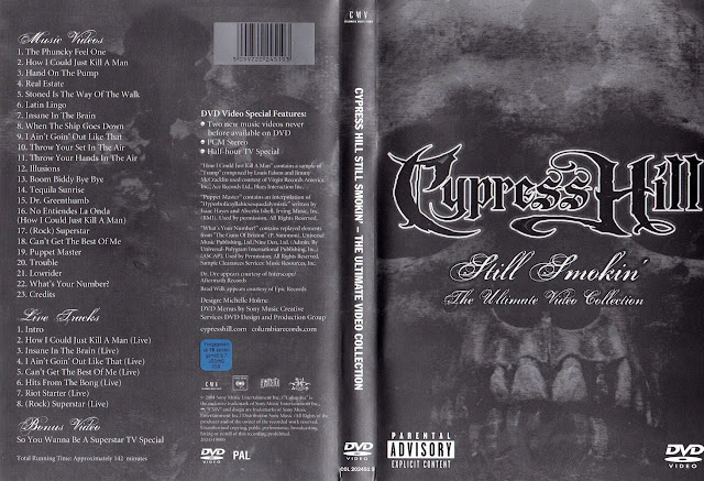 Cypress Hill - Still Smokin: Ultimate Video Collection