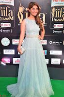 Surabhi Beautiful Smile at IIFA Utsavam Awards 2017  Day 2 at  35.JPG