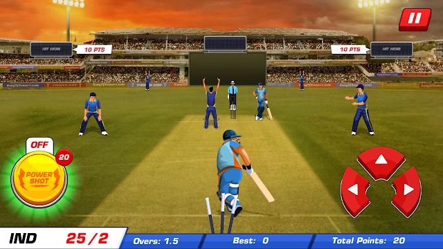 cricket world cup 2017 game download