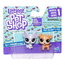 LPS Series 1 Mini Pack Frilly Lepapillon (#1-123) Pet