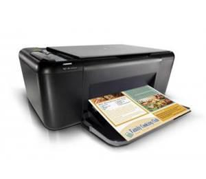 HP Deskjet F4583