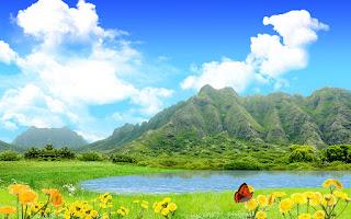 Bakgrundsbilder till windows 7 gratis