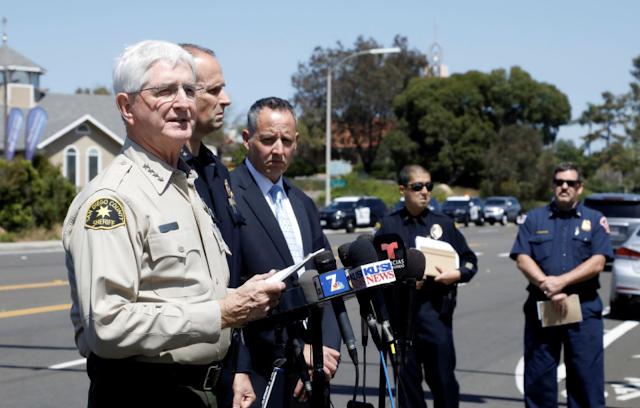 California shooting attack: Suspect's manifesto: Jews deserve hell