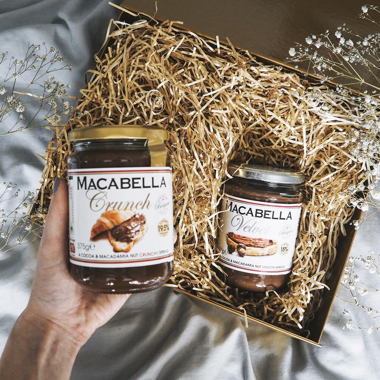 macabella chocolate spread, chocolate hazelnut spread, chocolate spread recipe, macabella, chocolate spread
