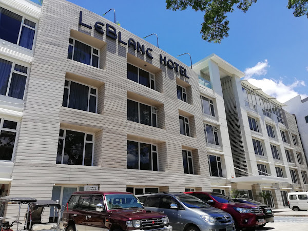 LeBlanc Hotel in Antipolo