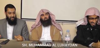 Asy-Syaikh al-Luhaidan : Itu BUKAN Watsiqah, Tapi PENGARAHAN-PENGARAHAN dari SYAITHAN!!