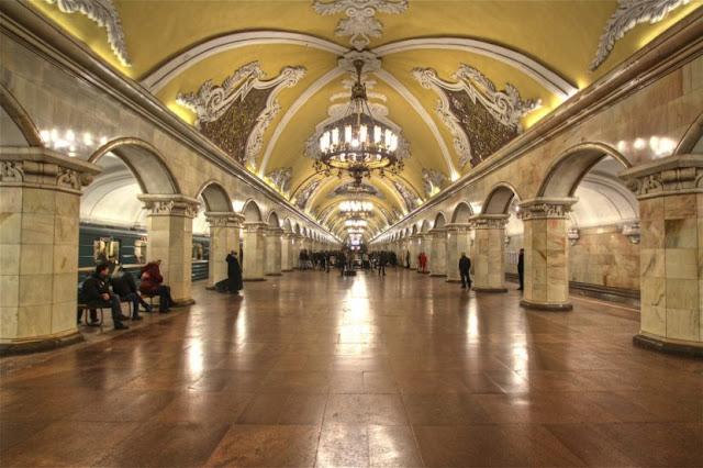 Vacaciones en Moscú
