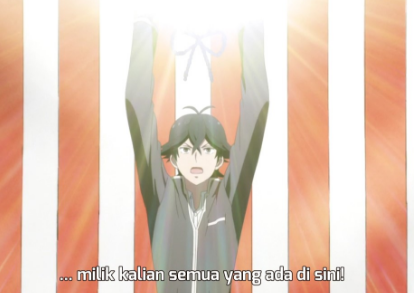 Download Anime Handa-kun Episode 12 Subtitle Indonesia Final