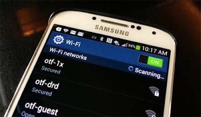 Galaxy s3 wifi problem