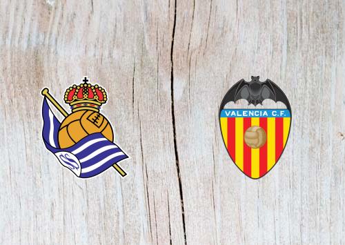 Real Sociedad vs Valencia Highlights 29 September 2018