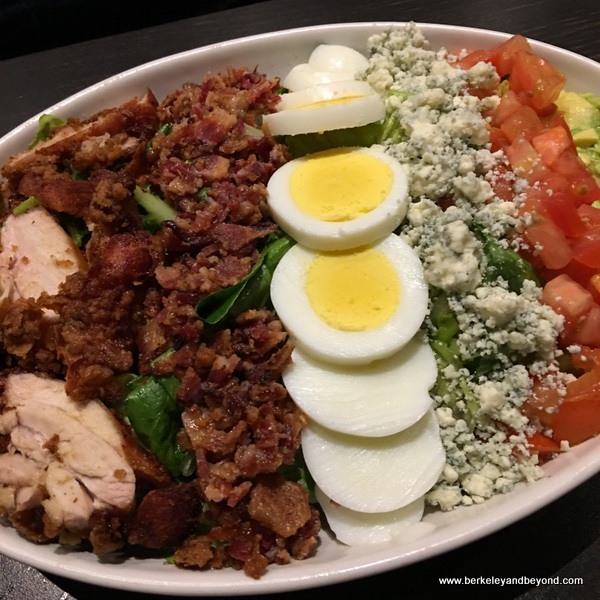 Cobb Salad at The Bear's Lair Tavern in Berkeley, California