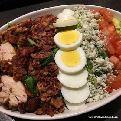 Cobb Salad at The Bear's Lair Tavern in Berkeley, California