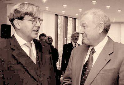 Udo Ulfkotte and Günter Beckstein