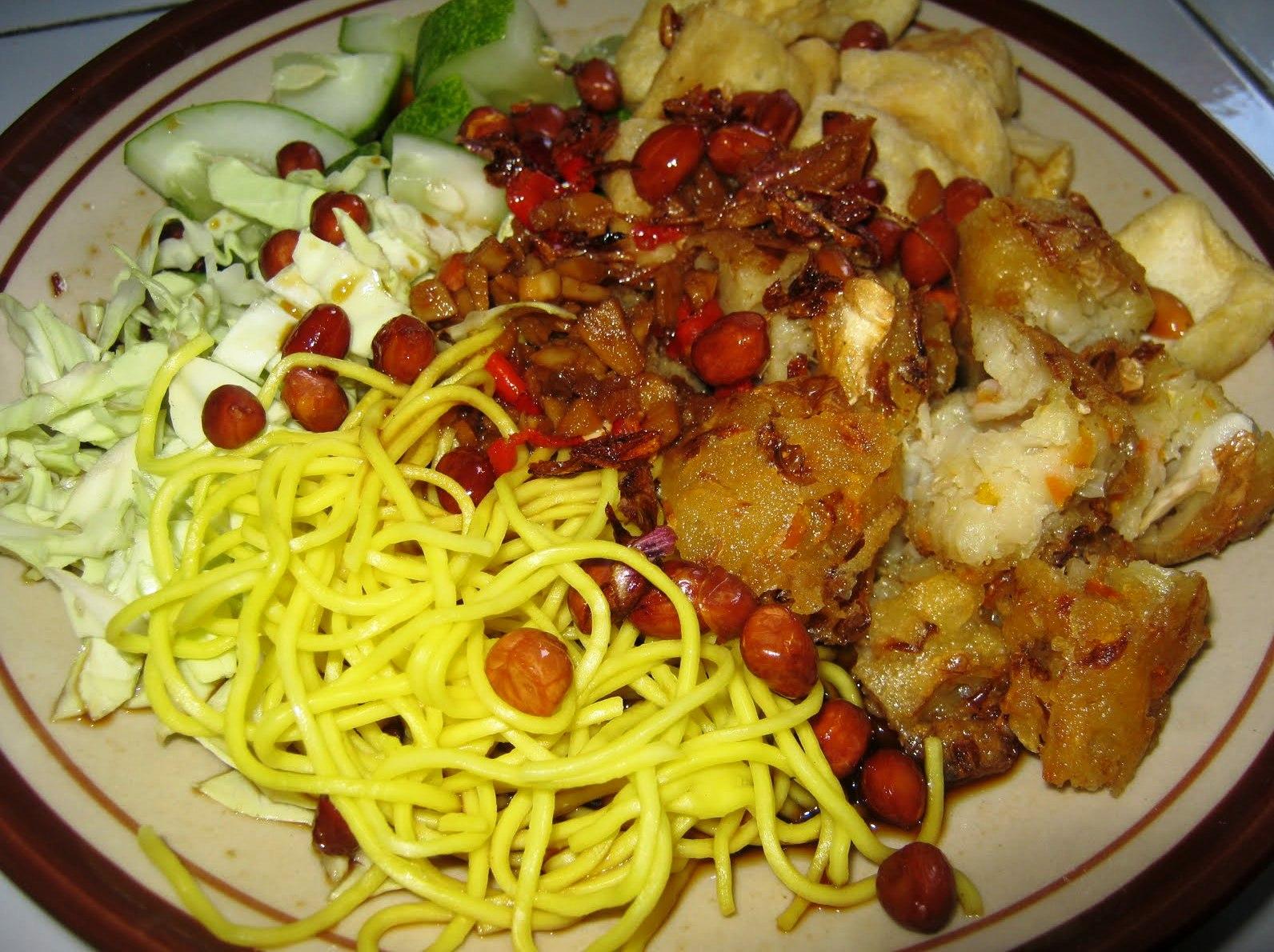Resep Masakan Tahu Acar Solo Yang Nikmat
