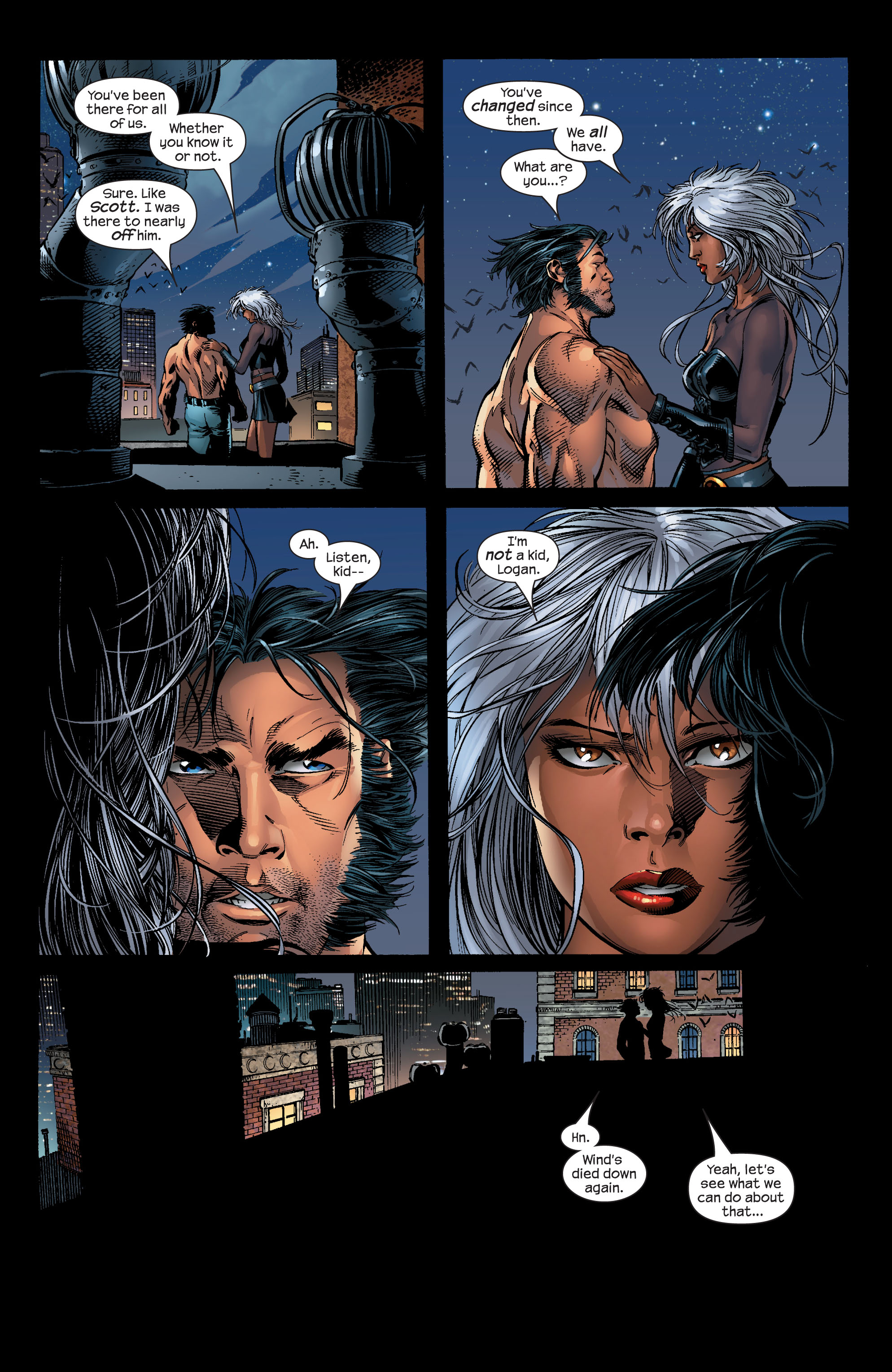 Read online Ultimate X-Men comic -  Issue #51 - 24