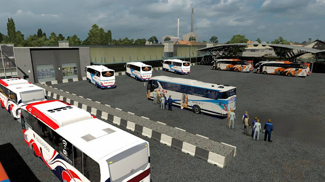 Download Map Jowo v7.1 By D ets2 TERBARU