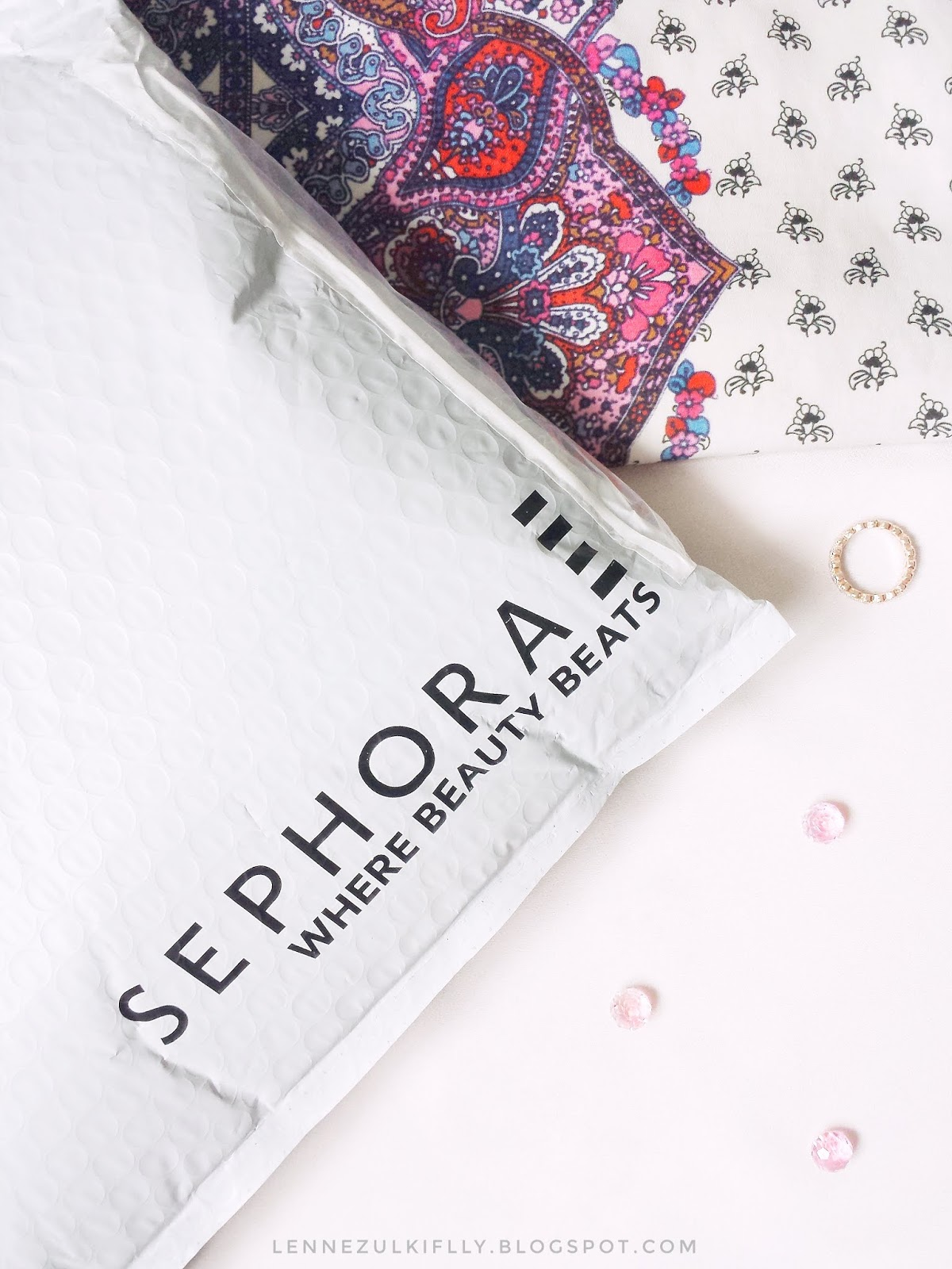My Sephora Package Has Arrived! | LENNE ZULKIFLLY