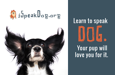 Learn to speak dog your pup will love you for it iSpeakDog poster