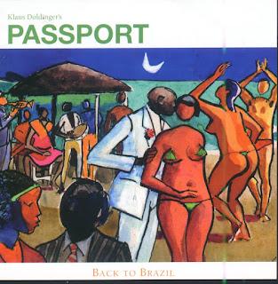 Klaus Doldinger's Passport - 2003 - Back To Brazil