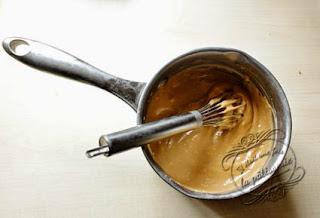 crème pâtissière au praliné