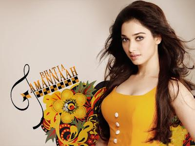 Tamanna Bhatia is an Indian Film Actress born in Mumbai, India.