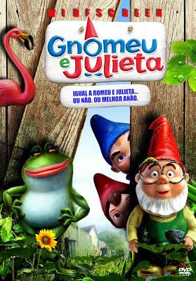 Gnomeu e Julieta - DVDRip Dual Áudio