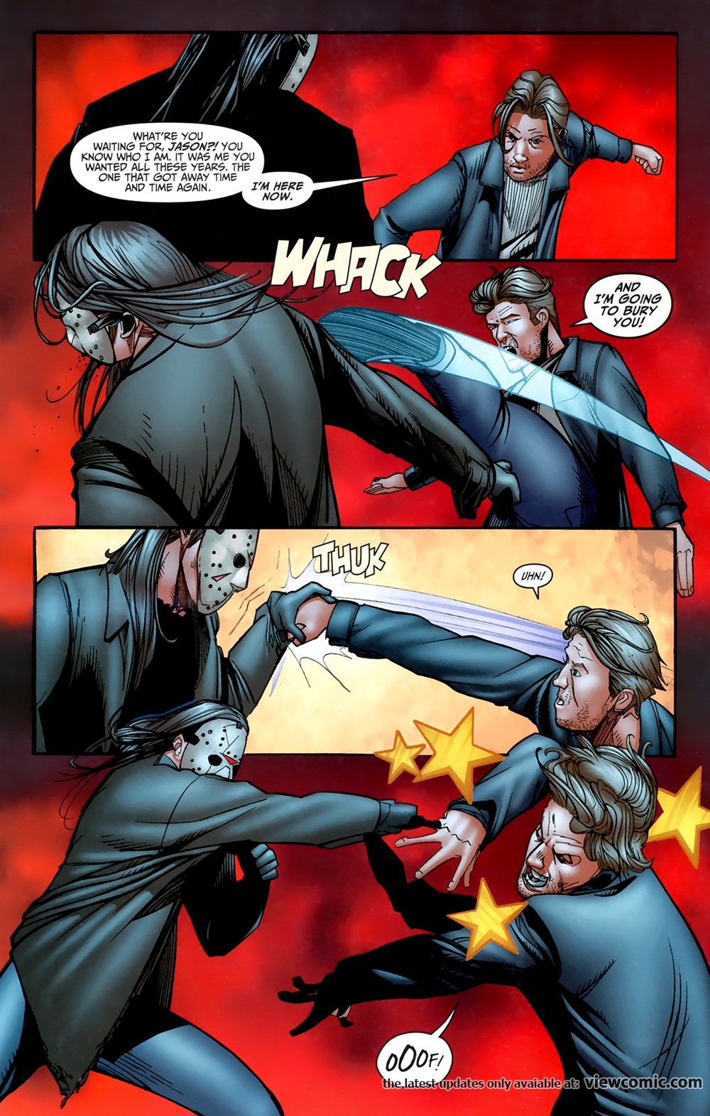 Freddy Vs Jason Ash The Nightmare Warriors 06 Of 6 2009