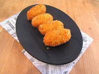 Croquetas de queso Stiltón