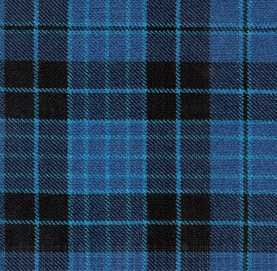 Breacan Na'n Clerach — the Tartan of the Cleric