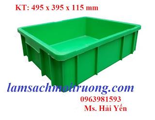 Thùng nhựa B9, hộp đựng vật tư, hộp nhựa đựng đồ cơ khí giá rẻ