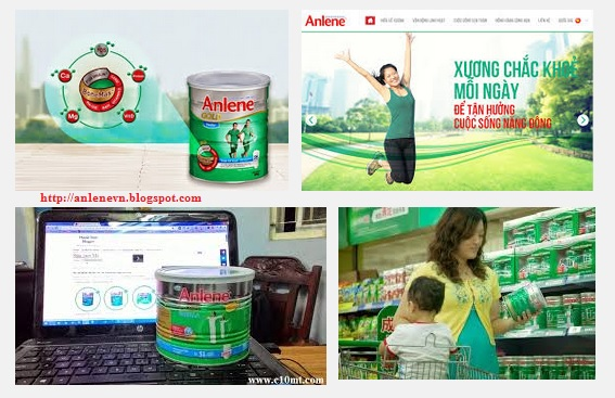 Anlene Expert In Bone Nutrition