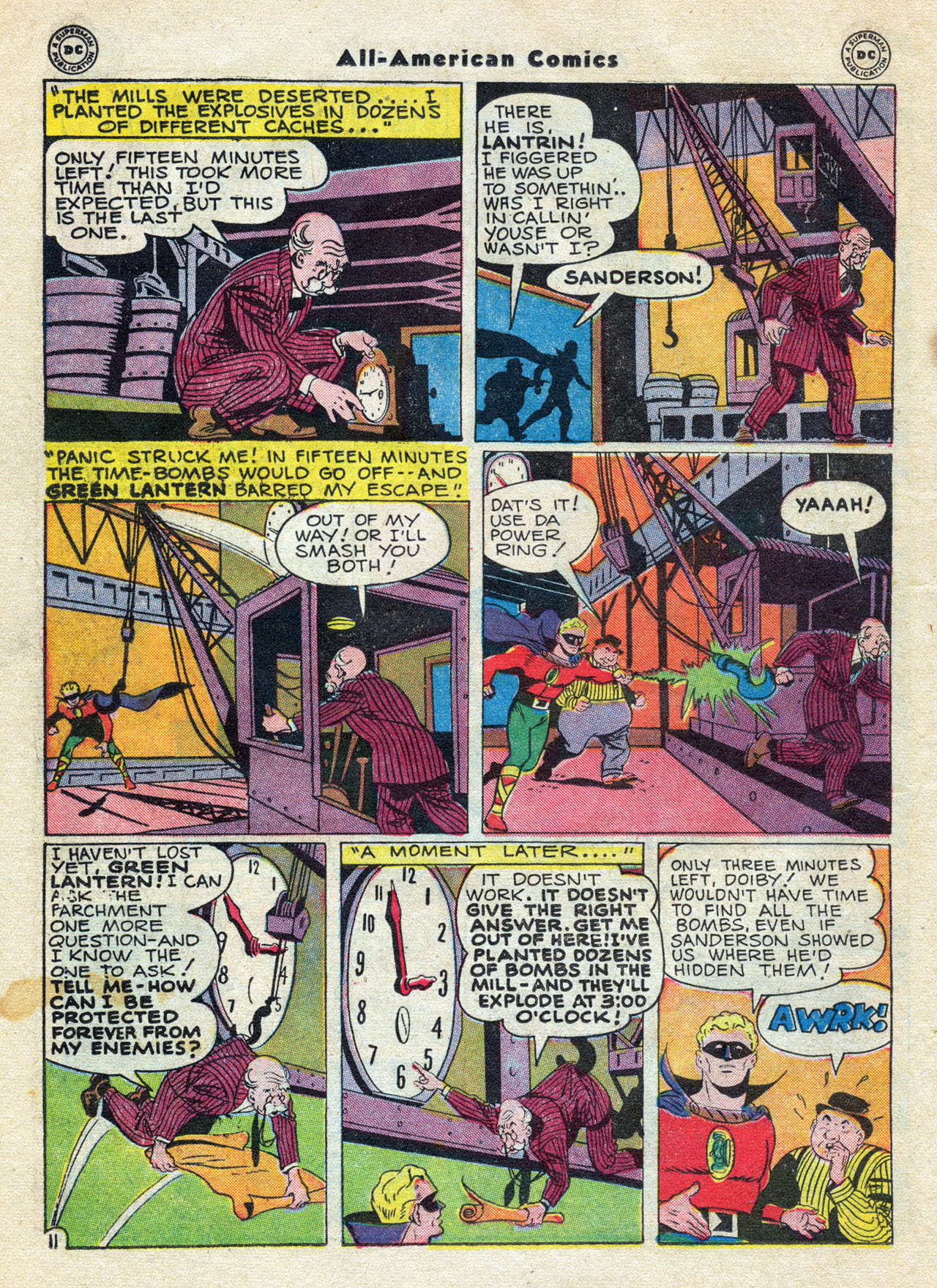 Read online All-American Comics (1939) comic -  Issue #79 - 20