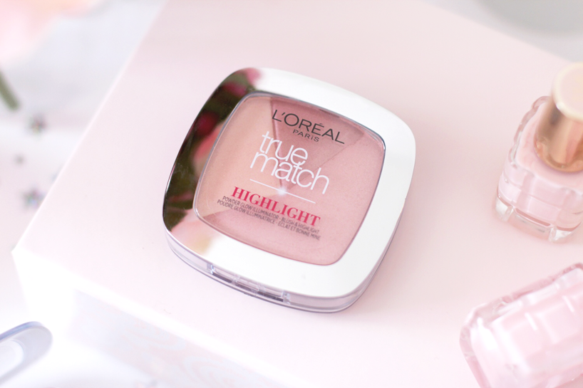 l'oreal paris true match highlighters review blog