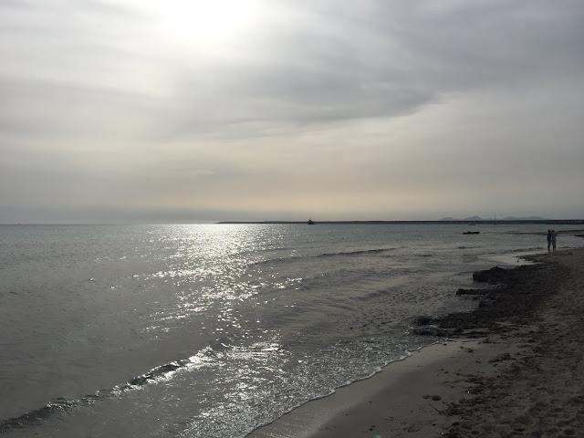 Praia Es Trenc, Mallorca.