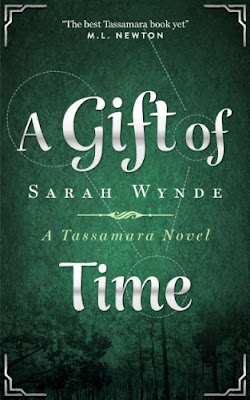 A Gift of Time by Sarah Wynde book review