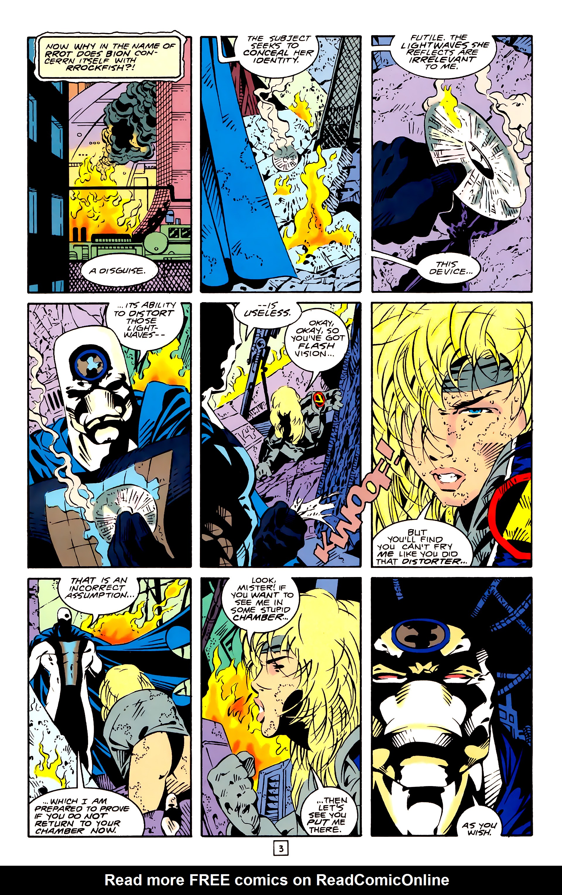 Legion of Super-Heroes (1989) 26 Page 3